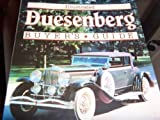 Illustrated Duesenberg Buyer's Guide, Malks, Josh, 0879387416