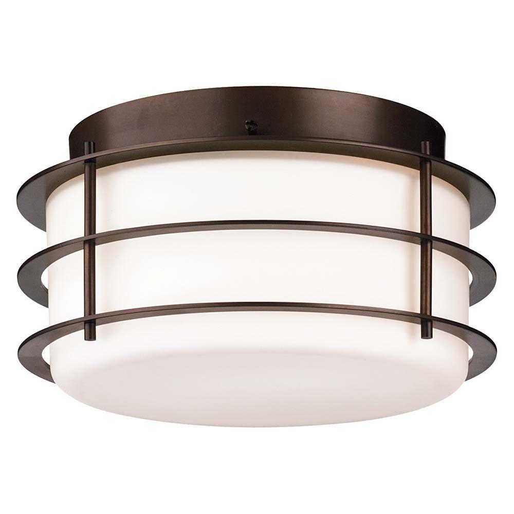 forecast lighting f849241nv hollywood hills 2 light flush mount ceiling fixture vista silver amazoncom