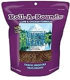 Natural Balance Roll-A-Rounds Lamb & Chicken Formula Dog Treats, 8-Ounce