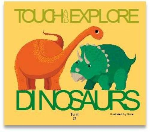 Dinosaurs: Touch and Explore by TWIRL (Image #4)