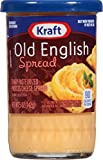 #4: Kraft Old English Cheese Spread, 5-Ounce (Pack of 6)