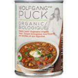 Wolfgang Puck's Organic Lentil & Vegetable, 398 ml (Pack of 12)