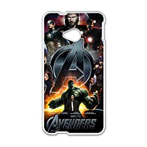 Happy Creative Pesonalized Avengers Design Best Seller High Quality Phone Case For HTC M7