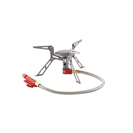 Robens Fire Bug - Hornillos de Camping - Titanium Gris/Rojo ...