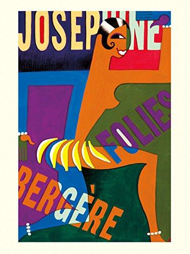 Amazon.com: Josephine Baker de Folies Bergere espectáculo de ...