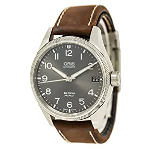 Oris Big Crown swiss-automatic mens Watch 7697 (Certified Pre-owned)