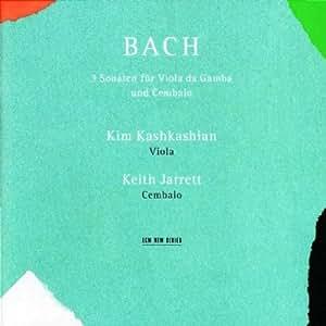 Sonatas for Viola da Gamba and Cembalo