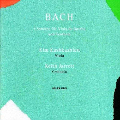 (Sonatas for Viola da Gamba and Cembalo)