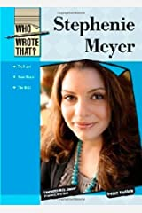 Stephenie Meyer (Who Wrote That?) Kindle Edition