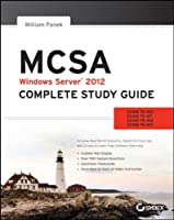 MCSA Windows Server 2012 Complete Study Guide Front Cover