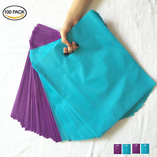 sesco-12x15-purple-and-teal-blue-merchandise-bags-plastic-retail-bags-100-pack