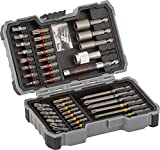 Bosch 2607017164 43-Piece bit and nutsetter Set, Tools