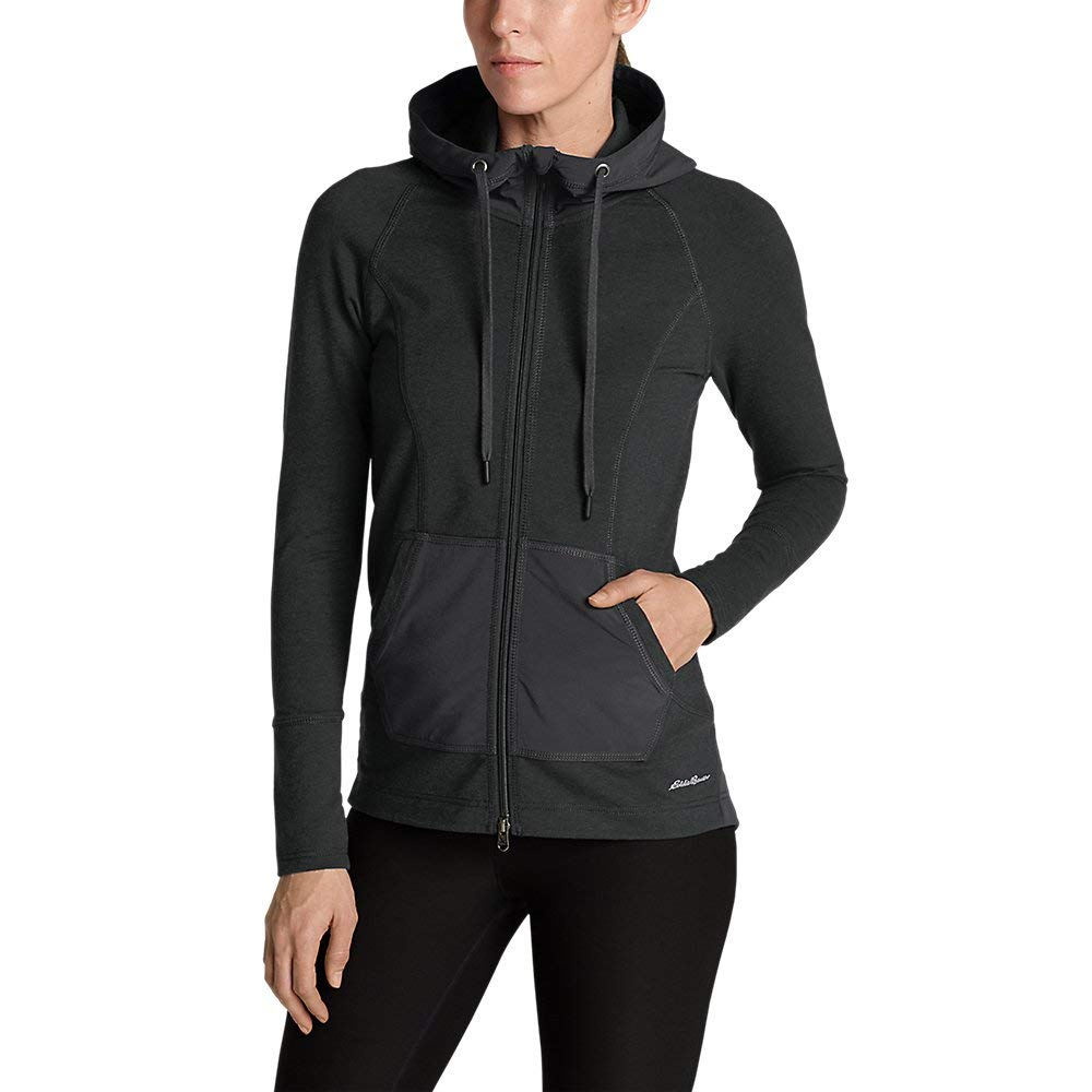 Eddie Bauer Womens Summit Full-Zip Hoodie