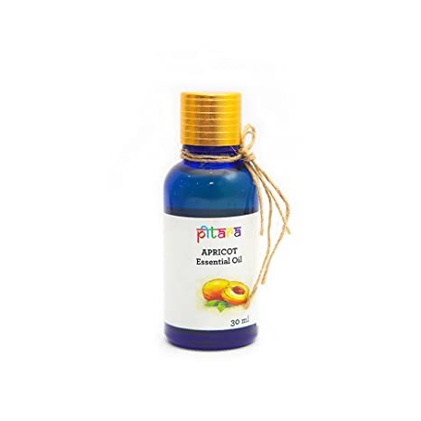 Buy PITARA APRICOT ESSENTIAL OIL - 30 ML Online at Low