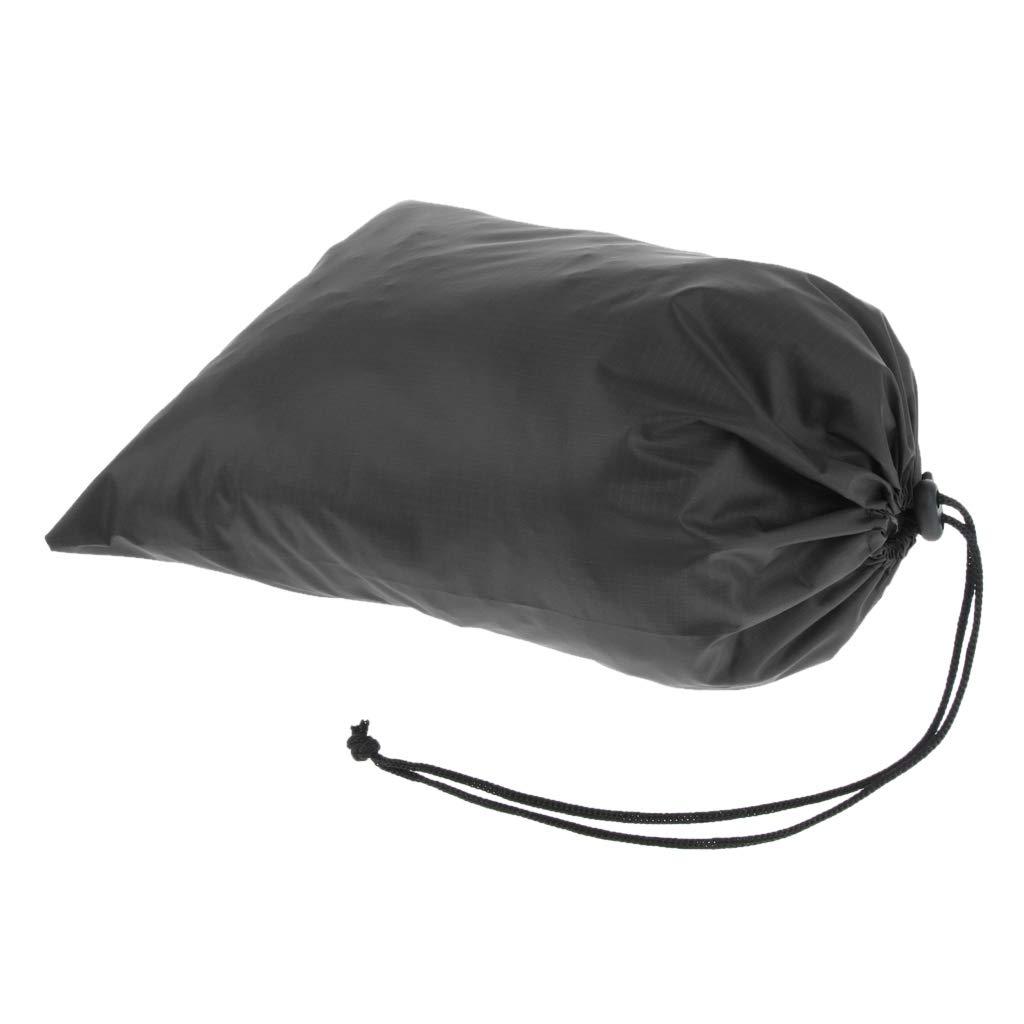 IPOTCH Wasserdicht Trockenbeutel Kordelzug Packsack Stofftasche