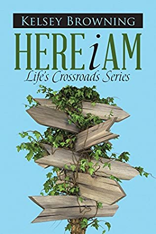 book cover of Here I Am