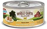 Merrick Whole Earth Farms Grain Free Real Chicken Recipe Cat 24/5Z