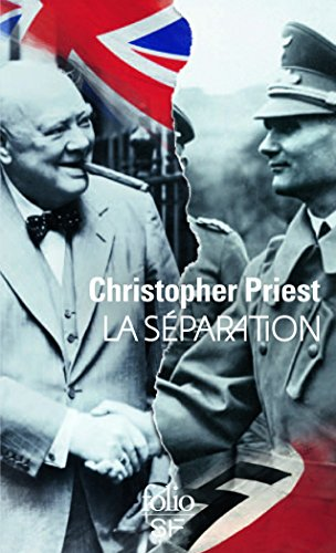 Separation (Folio Science Fiction) (French Edition)