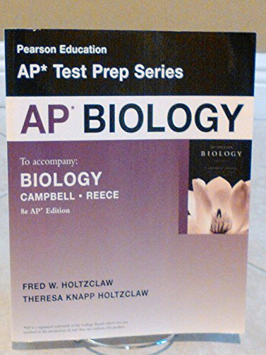 AP* Biology (AP* Test Prep Series)