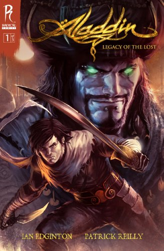 Aladdin: Legacy of the Lost #3