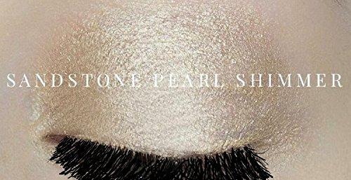 Sandstone Pearl Shimmer Creme To Powder ShadowSense