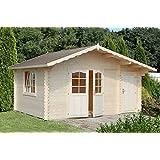 Box Casitas de madera caseta de jardín de madera d abete34 mm-m² 14,