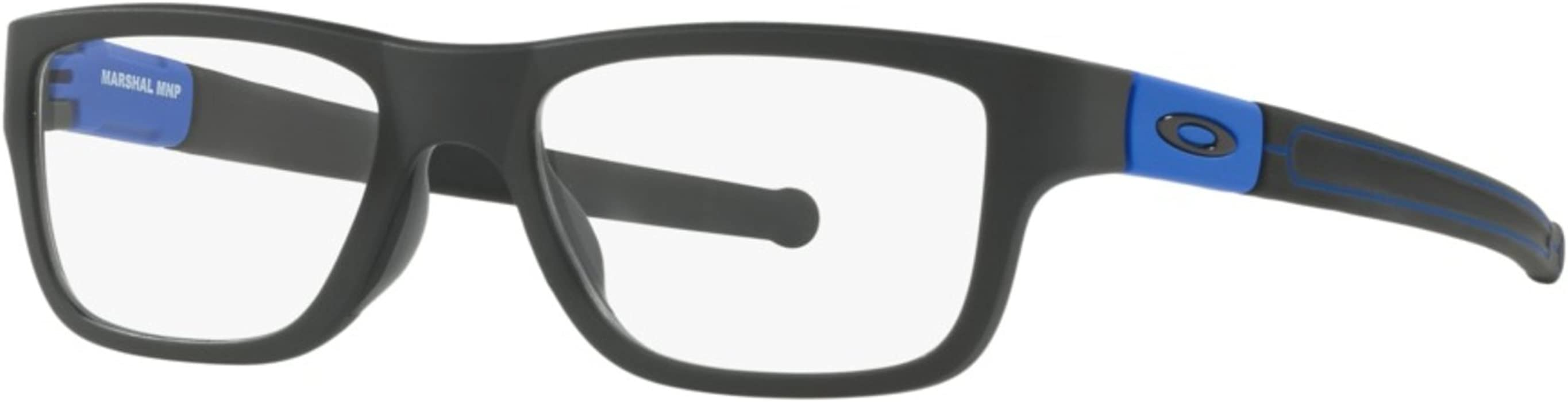 392cd976c6 Oakley MARSHAL COBALT COLLECTION OX8091-05 Eyeglasses Satin Black 51mm