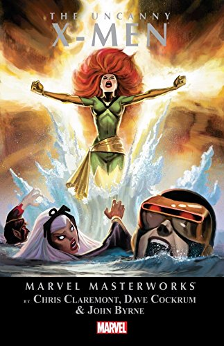 Uncanny X-Men Masterworks Vol. 2 (Tear Opening Strip)