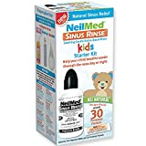 NeilMed Sinus Rinse Pediatric Starter Kit, 30 Count
