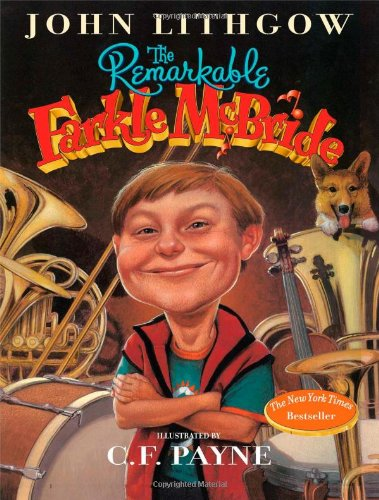 The Remarkable Farkle Mcbride by Simon & Schuster Books for Young Readers (Image #4)