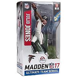 McFarlane Toys Ea Sports Madden NFL 17 Ultimate Team Series 2 Julio Jones Atlanta Falcons Action Figure