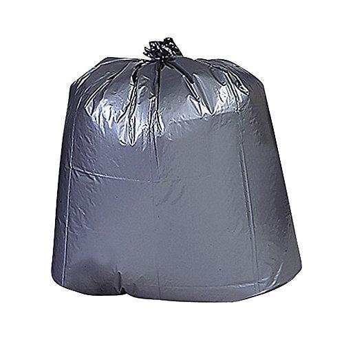 Genuine Joe Maximum Strength Trash Can Liners, 55 Gallons, 39
