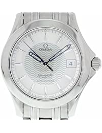 Seamaster Automatic-self-Wind Male Watch 168.1601 (Certified Pre-Owned)
