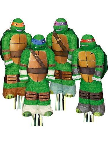 ninja turtle birthday pinata - 4