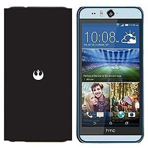 EJOOY---Cubierta de la caja de protección para la piel dura ** HTC Desire Eye M910x ** --Alianza Rebelde Mínimo
