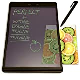 Boogie Board Writing Tablet | Learning Resources Homeschool Supplies | Great for Note Taking Drawing Pad Feels Just Like Paper and Pencil | Blackboard Letter 8.5x11
