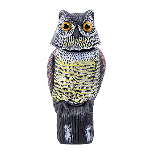 Ohuhu-Horned-Owl-Pest-Deterrent-Rotating-Head-Scarecrow-Pest-Control-Repellents-Owl-Decoy