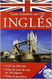 Curso intensivo con 4 cd de ingles: Amazon.es: Varios