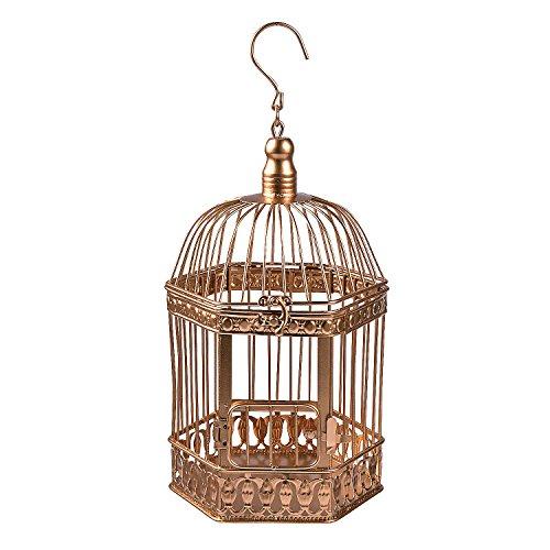 Gold Birdcage