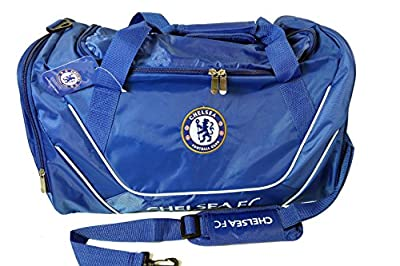 Chelsea F.C. Authentic Offically Licensed Soccer Duffel Bag