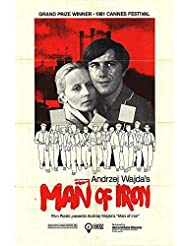 Man Of Iron - Authentic Original 27 quot; x 40 quot; Folded Movie Poster