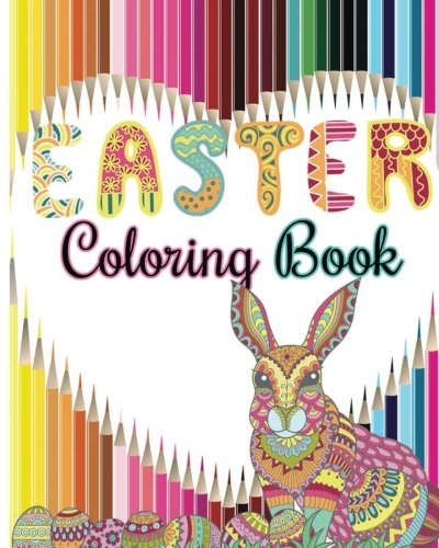 Non-Candy Easter Basket Filler Ideas - easter coloring book