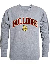 UMD Minnesota Duluth Bulldogs NCAA Men's Campus Crewneck Fleece Sweatshirt