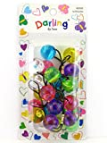 Darling By Tara Twinbead Bubble Ponytail Holders