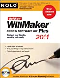 Quicken Willmaker 2011 Edition, Nolo Press Editors, 1413312748