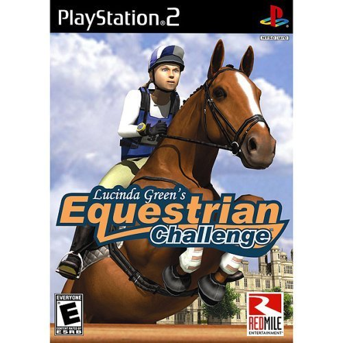 Equestrian Challenge - PlayStation 2