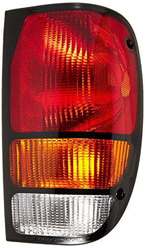 TYC 11-3237-01-1 Tail Lamp (Compatible with MAZDA Replacement right)
