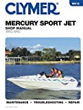 Mercury Sport Jet, 1993-1995, Clymer Publications Staff and Penton Staff, 0892876573