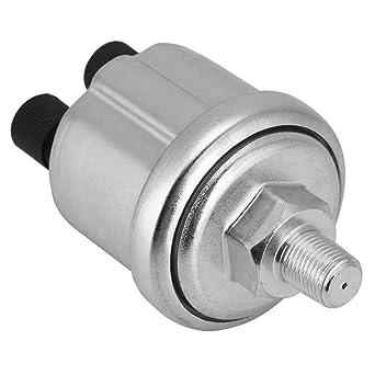 Amazon Com 1 8 Inch Npt Universal Oil Pressure Sensor Diesel Generator 0 To 10 Bars Replacement Engine Oil Pressure Switch Industrial Scientific