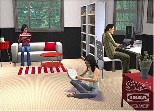 The sims 2 ikea home stuff pc for Bedroom simulator ikea